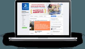 Página Facebook Salesiano Rocha Miranda