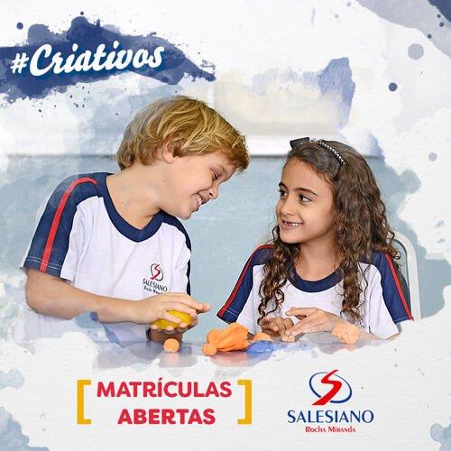 Post Salesiano - Criativos