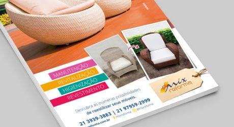 Anúncio Casa mais Aconchegante Mix Reforma Detalhes