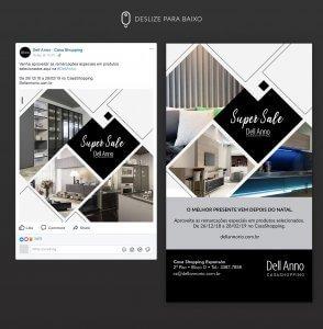 Super Sale Dell Anno post de facebook e whatasapp
